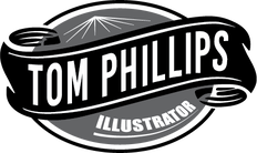 Tom Phillips Illustrator